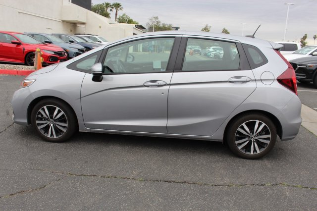 Pre-Owned 2018 Honda Fit EX-L