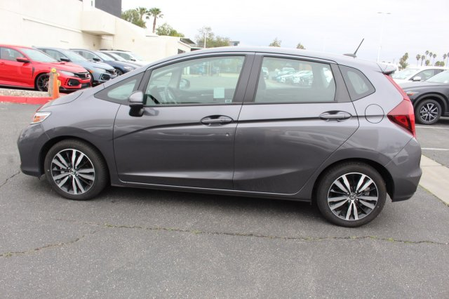 Pre-Owned 2018 Honda Fit EX