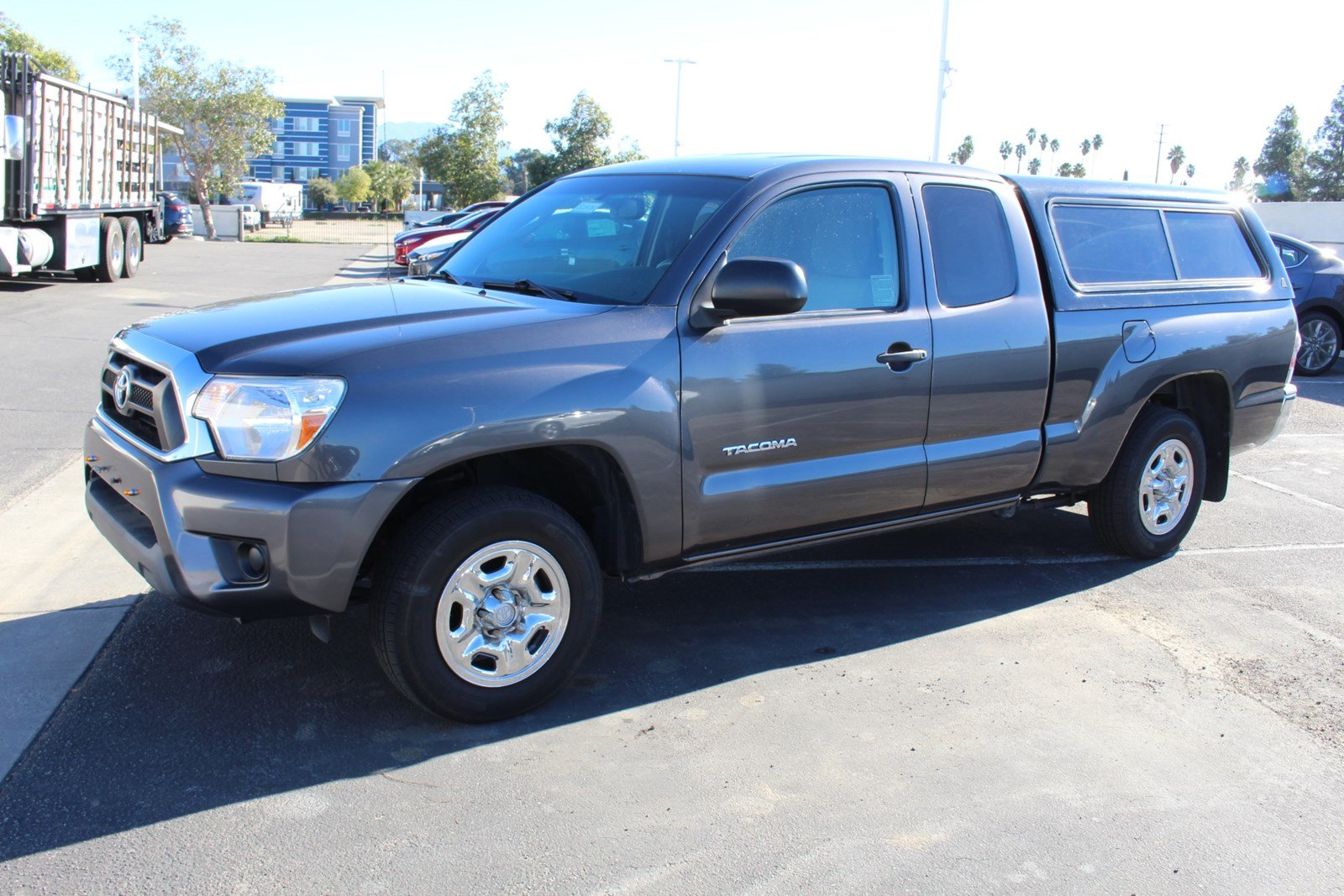 pre-owned 2012 toyota tacoma access cab 2wd access cab in loma linda