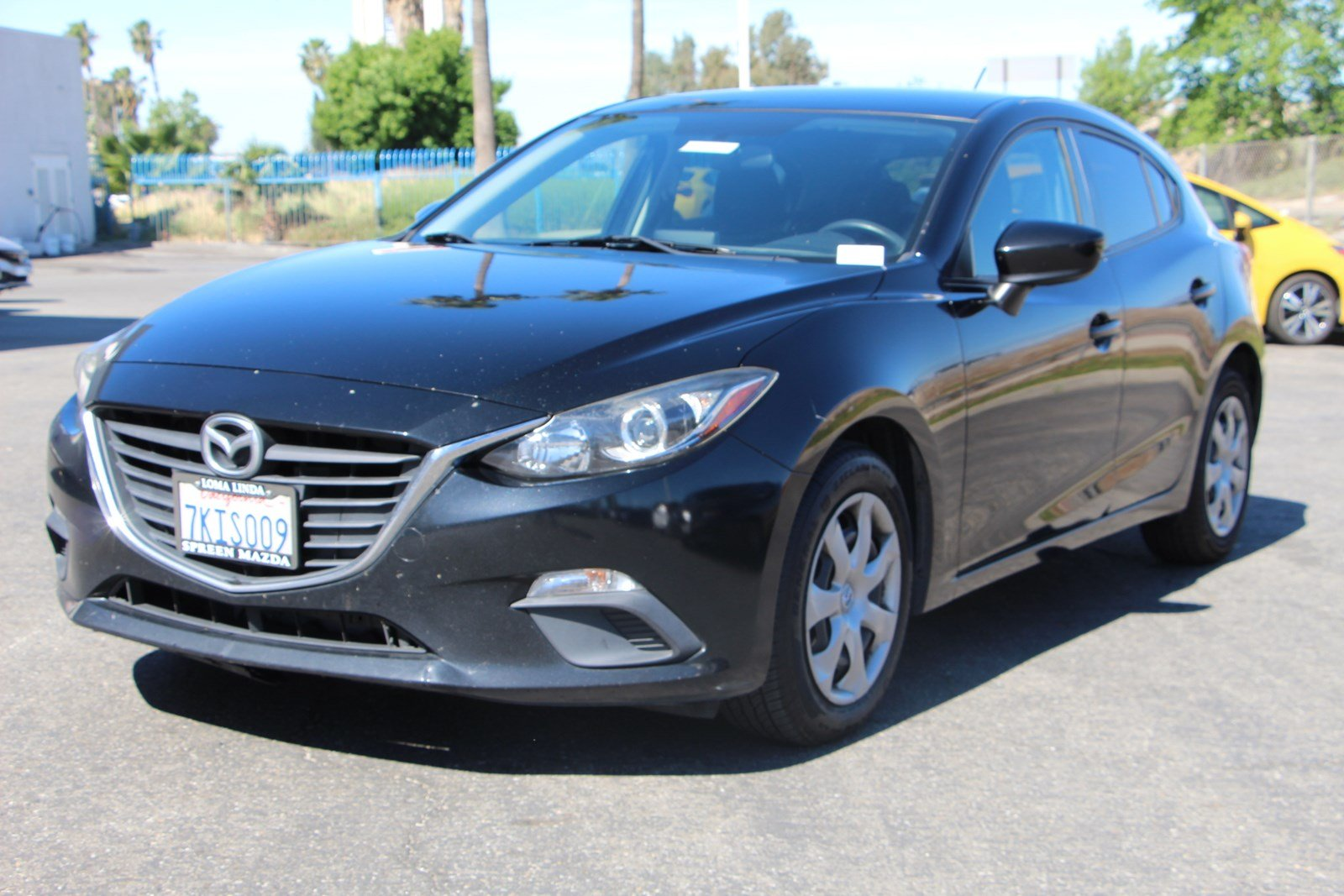 Pre Owned 2015 Mazda Mazda3 I Sport Hatchback In Loma Linda